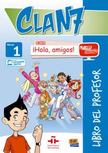 Clan 7 Con Hola Amigos! - 2826652781