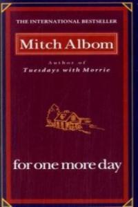 For One More Day. Nur einen Tag noch, englische Ausgabe - 2826809298