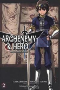 Archenemy & Hero - Maoyuu Maou Yuusha. Bd.2 - 2826879096