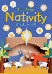 Hands-On Nativity Craft Book - 2853285427