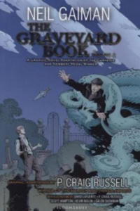 Graveyard Book Graphic Novel, Part 2