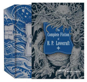 Complete Fiction of H. P. Lovecraft - 2826619526