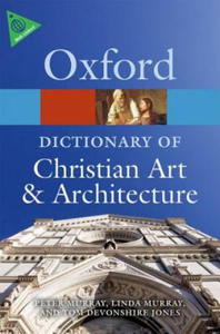 Oxford Dictionary of Christian Art and Architecture - 2854312015