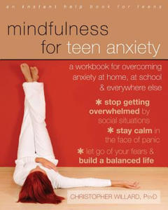 Mindfulness for Teen Anxiety - 2854312190