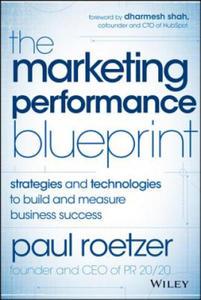 Marketing Performance Blueprint - 2826656808