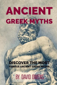 Greek & Roman: ANCIENT GREEK MYTHS: The Best Stories From Greek Mythology: Timeless Tales of Gods and Heroes, Classic Stories of Gods - 2862141526