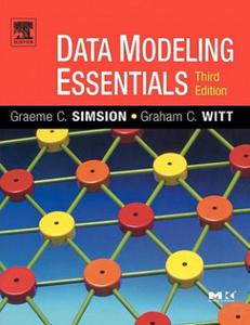 Data Modeling Essentials - 2847388073