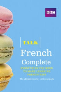 Talk French Complete (Book/CD Pack) - 2854312659