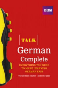 Talk German Complete - 2827195237