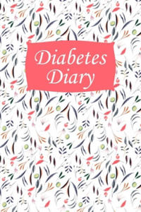 Diabetes Diary: Professional Diabetic Diary - Glucose Monitoring Logbook - Record 1 Full Year Blood Sugar Levels (Before & After) + Re - 2862245570