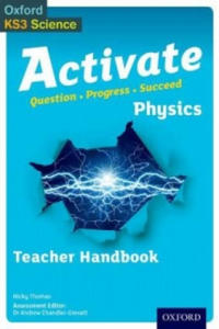 Activate: 11-14 (Key Stage 3): Activate Physics Teacher Hand - 2854313046