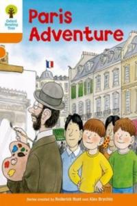 Oxford Reading Tree: Level 6: More Stories B: Paris Adventur - 2854224456