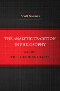 Analytic Tradition in Philosophy, Volume 1 - 2854313714