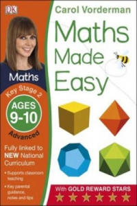 Maths Made Easy Ages 9-10 Key Stage 2 Advanced - 2854314014