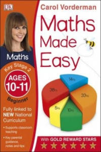 Maths Made Easy Ages 10-11 Key Stage 2 Beginner - 2826965220