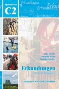 C2 Integriertes Kurs- und Arbeitsbuch, m. Audio-CD - 2826622748