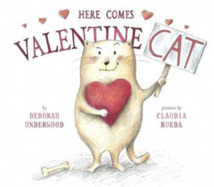 Here Comes Valentine Cat - 2854436424