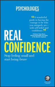 Real Confidence - Stop Feeling Small and Start Being Brave - 2854436799
