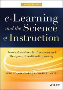 E-learning and the Science of Instruction - 2869668003