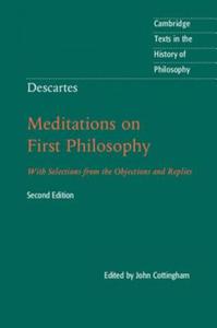Descartes: Meditations on First Philosophy - 2851005798