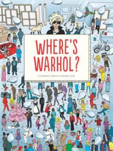 Where's Warhol - 2853281262