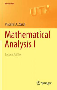Mathematical Analysis I - 2854482669