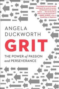 Angela Duckworth - Grit - 2861977554
