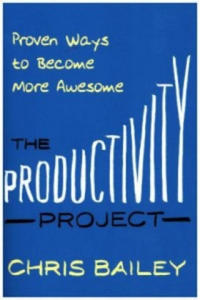 The Productivity Project - 2826834439