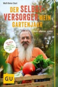 Der Selbstversorger: Mein Gartenjahr, m. DVD - 2826803303