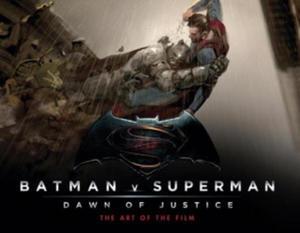 Art of Batman V Superman Dawn Of Justice - 2826622359