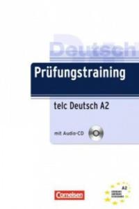 telc Deutsch A2, Übungsbuch mit Lösungen und Audio-Dateien als Download - 2842084807