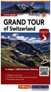 Grand Tour of Switzerland, Touring Guide, English Edition - 2838786764