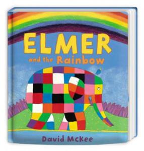 Elmer and the Rainbow - 2826744457