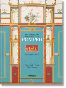 Niccolini. Houses and monuments of Pompei - 2845520860