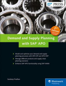 Demand and Supply Planning with SAP APO - 2846350309