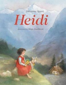 Johanna Spyri - Heidi - 2854448600