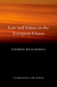 Law and Values in the European Union - 2854497257