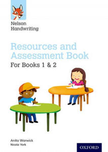 Nelson Handwriting: Year 1-2/Primary 2-3: Resources and Assessment Book for Books 1 and 2 - 2904948447