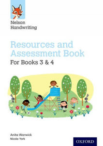 Nelson Handwriting: Year 3-4/Primary 4-5: Resources and Asse - 2869669555