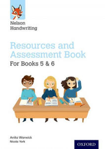 Nelson Handwriting: Year 5-6/Primary 6-7: Resources and Assessment Book for Books 5 and 6 - 2904949768