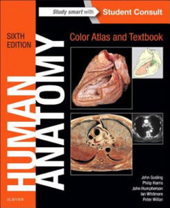 Human Anatomy, Color Atlas and Textbook - 2826782782