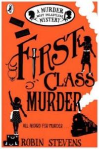 First Class Murder - 2826763267