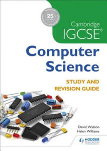 Cambridge IGCSE Computer Science Study and Revision Guide - 2869363631