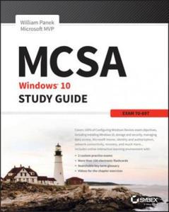 MCSA MS Windows 10 Study Guide - 2844158646