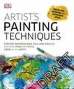 Artist's Painting Techniques - 2854442675