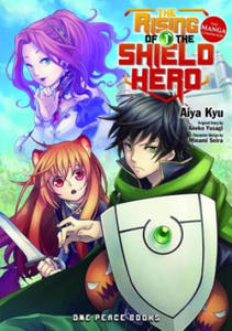 Rising of the Shield Hero, Volume 01 - 2846569668