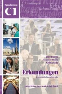C1 Integriertes Kurs- und Arbeitsbuch, m. Audio-CD - 2834137788