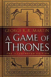 A Game of Thrones: The 20th Anniversary Illustrated Edition - 2838462972
