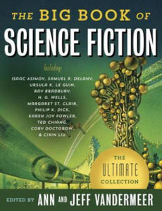 Big Book of Science Fiction - 2836516861