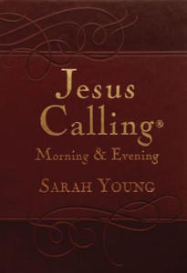 Jesus Calling Morning and Evening Devotional - 2854369004